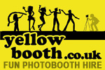 Yellowbooth Photo Booths in Cornwall